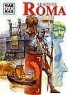 """Senovės Roma. Kas yra kas 5 (=Das Alte Rom. """"Was ist was"""" 55, litauische Ausgabe)"""